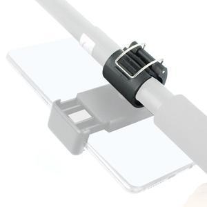 Image 5 - BGNing الذاتي Selfie قفل كليب عصا يده Monopod قابل للتعديل مشبك حامل هاتف محول ل Gopro بطل 8 7 6 5 عمل كاميرا