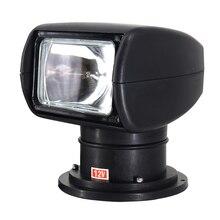 MagiDeal 12V Marine Boat Spotlight Searchlight 100W Light Remote Control
