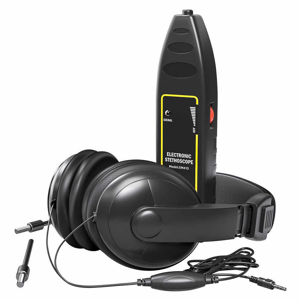 Cylinder samochodowy stetoskop automatyczne narzędzie diagnostyczne maszyna analizująca silnik Tester hałasu detektor elektroniczny stetoscop
