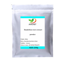 ISO Wholesaler Supply Dandelion Root Extract Dandelion extract powder /pu gong ying/ Protect the liver, assist digestion, top quality dandelion extract dandelion root extract