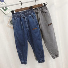 Pants Clothing Long-Trousers Teenage Toddler School-Clothes Spring Loose Autumn Baby-Boys