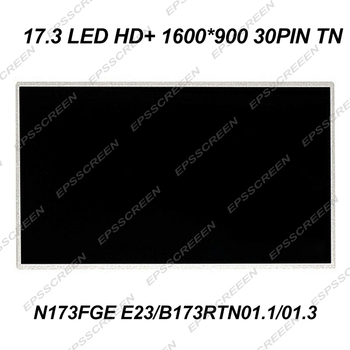 Nueva pantalla de repuesto para notebook matrix LED LCD N173FGE E23 B173RTN01.0...