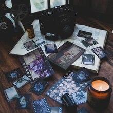 30 pçs adesivos conjunto filme filme diário adesivos para planejador diy adesivos decorativos para scrapbook diário livro planejador