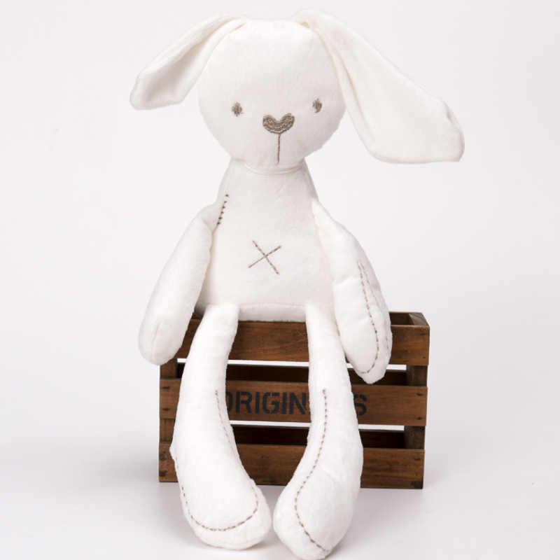 新年のギフトぬいぐるみソフトかわいいウサギのための幼児バニー睡眠メイトぬいぐるみ動物おもちゃベビー
