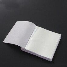 Позолота крафт бумаги потолок серебро фольги украшение из бумаги для дома лист фольги бумаги 100 листов Креативный дизайн отелей