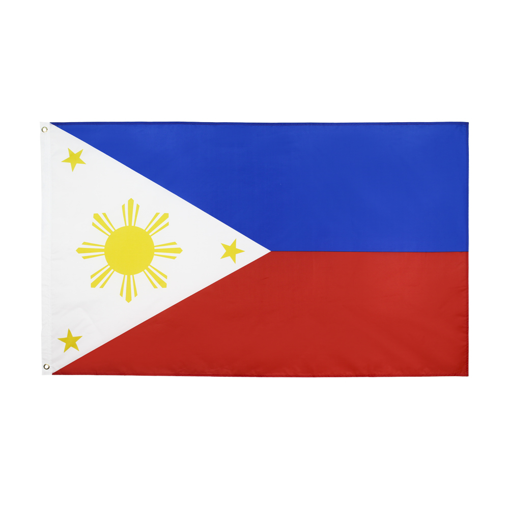 Johnin 90X150cm 3x5 футов PHL PH phillipino пилипинасы, флаг из Таиланда