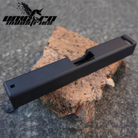 XPOWER Metal Slide For GEN4 G17 CNC Metal GBB Gas Blow Back Gel Blaster Accessories Upgrated Airsoft Wargame Outdoor Sports