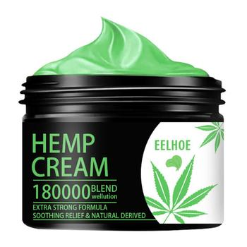 Natural Anti-Inflammation Hemp Cream For Neck Pain Balm Ointment Pain Relief Relieve Musle Relief Hemp Cream Relief Arthrit