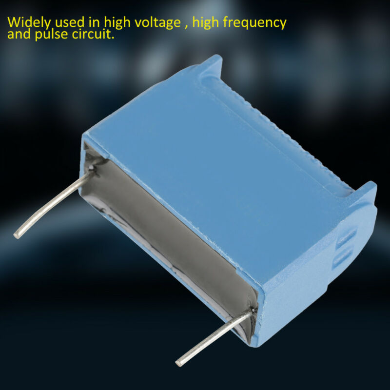 10 * Capacitor MKPH 0.33uF 630VAC SSP 1200VDC Para Fogão De Indução de Alta Tensão