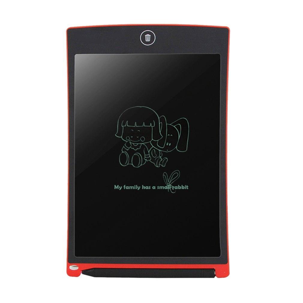 8,5 pulgadas LCD tableta de escritura electrónica sin papel tablero portátil escritura a mano tablas de dibujo para niños regalo