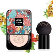 korean makeup корейская косметика Красота bbglow воздушная подушка Грибная голова CC крем Корректор Увлажняющий Макияж BB крем спонж слоеный корейский косметический TSLM2