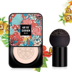 Beauty bbglow Air Cushion Mushroom Head CC Cream Concealer Moisturizing Makeup BB Cream Sponge Puff Korean Cosmetic TSLM2