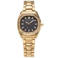 Women Watches Women Fashion Watch 2019 Ladies Watch Luxury Brand Diamond Quartz Gold Sliver Wrist Watch Gifts For Women