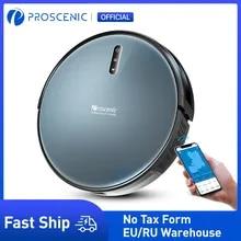 Robot-Vacuum-Cleaner Carpet Alexa-Control Water-Tank Cleaning 350ML Proscenic 830p Wi-Fi