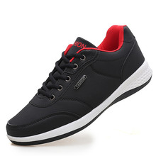 Autumn Business Travel Sneakers Men Shoes Boy Casual Shoes W