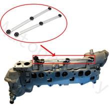 A6420903237 впускной коллектор бегун соединительные наборы удочек для Mercedes 3,0 V6 OM642 ремонтный комплект