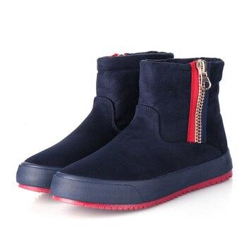 2020 Snow Boots Women Winter Shoes Plus Warm for Cold Fashion Brand Women's Ladies Ankle Botas A324 - discount item  42% OFF Women's Shoes