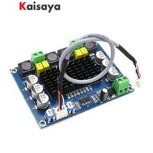 Placa amplificadora de audio digital TPA3116, doble canal, Clase D, 120W + 120W, estéreo, AMP 24V DC C3 002