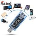 NICEYARD usb-вольтметр Напряжение доктор Зарядное устройство Ёмкость Тестер Цифровой Текущий Напряжение амперметр