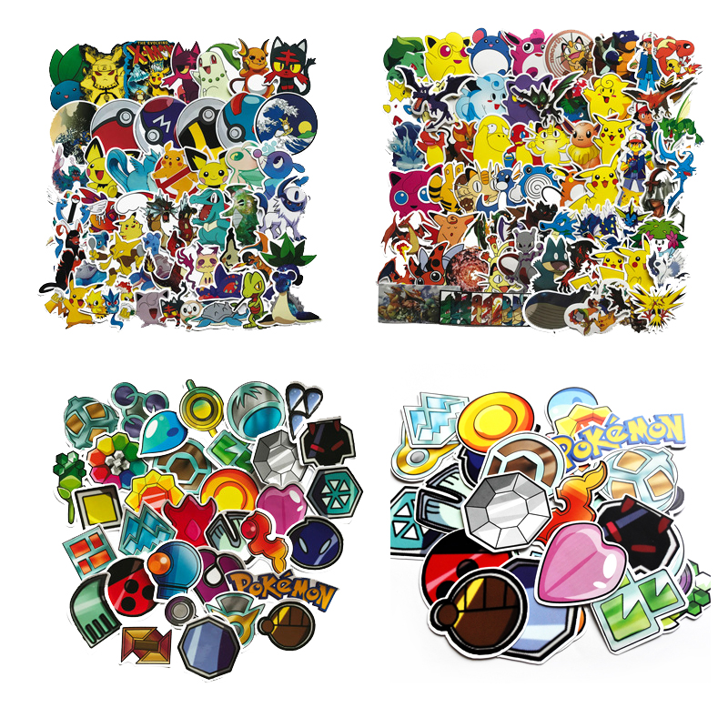 takara-tomy-62pcs-bag-font-b-pokemon-b-font-go-stickers-waterproof-suitcase-sticker-travel-box-stickers-sword-shield-game-accessories