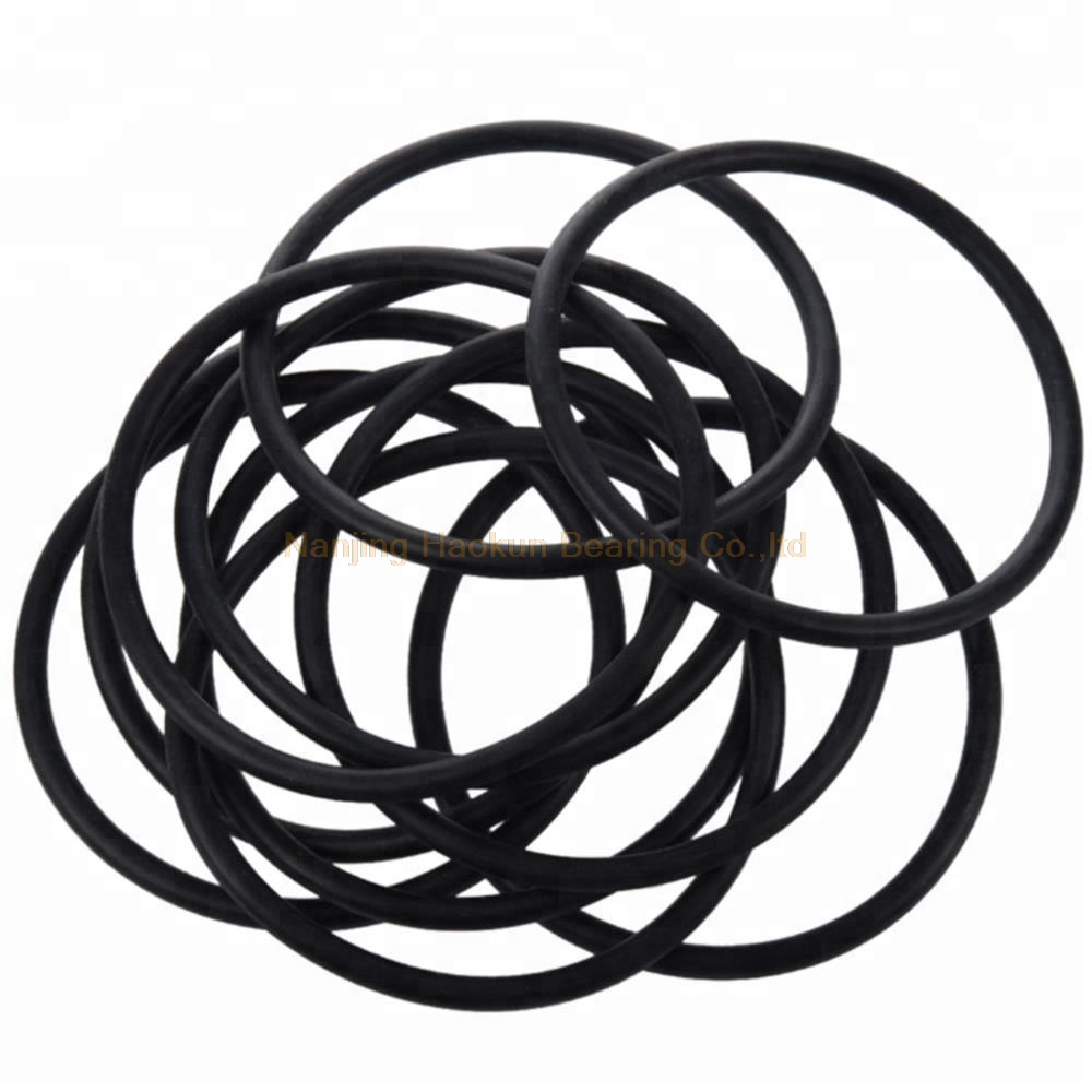 5pcs <font><b>7mm</b></font> Thickness CS Nitrile Rubber <font><b>O</b></font> <font><b>Rings</b></font> ID 122 125 128 132 136 140 145 150 155 160 165 170 175mm NBR <font><b>o</b></font> <font><b>ring</b></font> sealing Gasket image