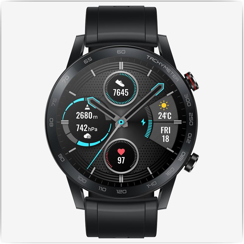 2020 In Stock Global Version Honor Magic <font><b>Watch</b></font> 2 <font><b>Smart</b></font> <font><b>Watch</b></font> <font><b>Bluetooth</b></font> 5.1 Smartwatch 14 Days Waterproof Sports MagicWatch 2 Hot image