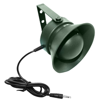 35W 125DB Outdoor Hunting Bird Caller Mp3 Louder Speaker Special Bird Voice Caller with Iron Shelf CP S01|Lasers| |  -
