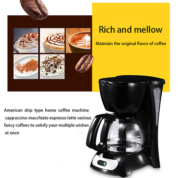rotary microwave oven fully automatic 6 speed adjustable unified temperature control 20l low power consumption lightweight new Coffee Maker Home Electric High Power Espresso Coffee Machine Fully Automatic Temperature Protection Multifunctional Adjustable