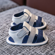 New Products Summer Sandals Newborn Infant Baby Boy Girls Shoes Casual Soft Bottom Non-Slip Breathable Baby Shoes Prewalker 0-18