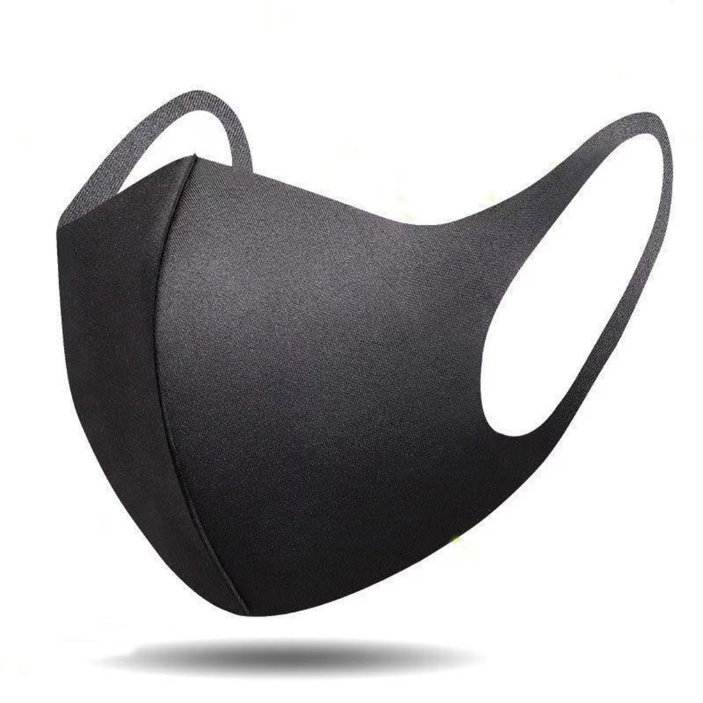Three-Dimensional Thick Protective Mask High Efficiency Filtration 3D Fitting Design Smooth Respirator Fresh 1 Pcs