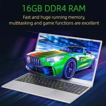 KUU G2 Gaming Laptop AMD Ryzen5 3550H 16GB Dual channel DDR4 RAM 256/512GB PCIE SSD 15.6-inch IPS Screen Office/Gaming Notebook 3