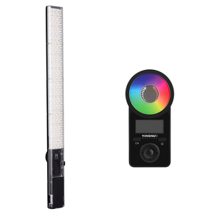 Image 3 - YONGNUO YN360 III YN360III Handheld LED Video Light Touch Adjusting  Bi colo 3200k to 5500k RGB Color Temperature with Remote