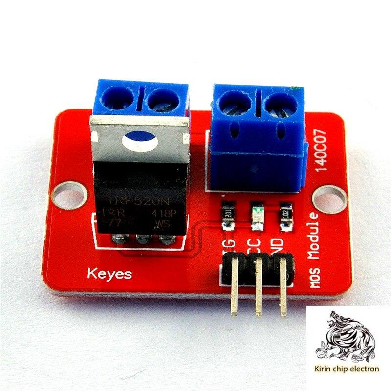 10PCS/LOT IRF520 Driver Module MOS Transistor Driver Module