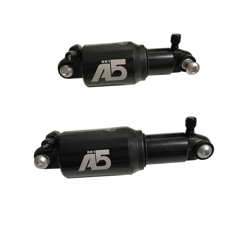 KS A5-RR1 Dual / Solo Air Rear Shock KS A5 RE Double Single Air Chamber Pressure Mountain Rear Shock Absorber 125 150 165mm