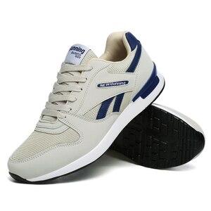 Image 3 - Valstone Ademende Mannen Lente Zomer Sneakers Mesh Air Trainers Vrouwen Antislip Outdoor Wandelschoenen Licht Gewicht Wit Zwart