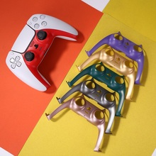 Gamepad Cover for PS5 Front Middle Controller Replacement Decorative Shell for  Joypad Games Accessories