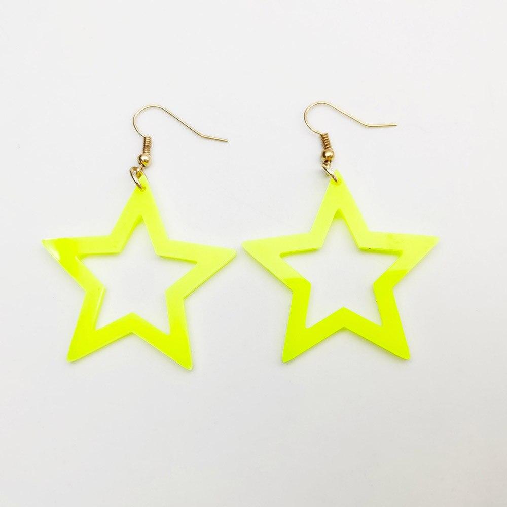 small star yellow