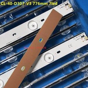 """Image 5 - CL 40 D307 V3 listwa oświetleniowa led na 40 """"TPV TPT400LA HM06 40PFL5708/F7 40PFL3188 40pfg4109 40phg4109 40PFT4109/60 40PFL3088H"""