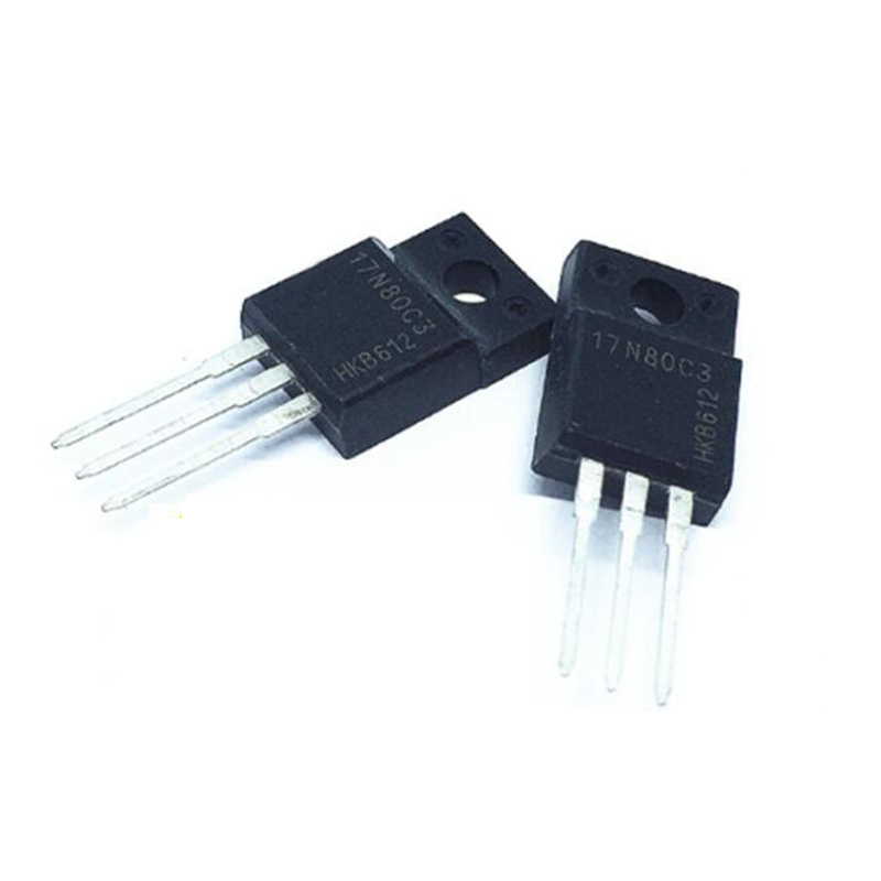 1PCS  SPA17N80C3  TO-220F 17N80C3 FET New Original