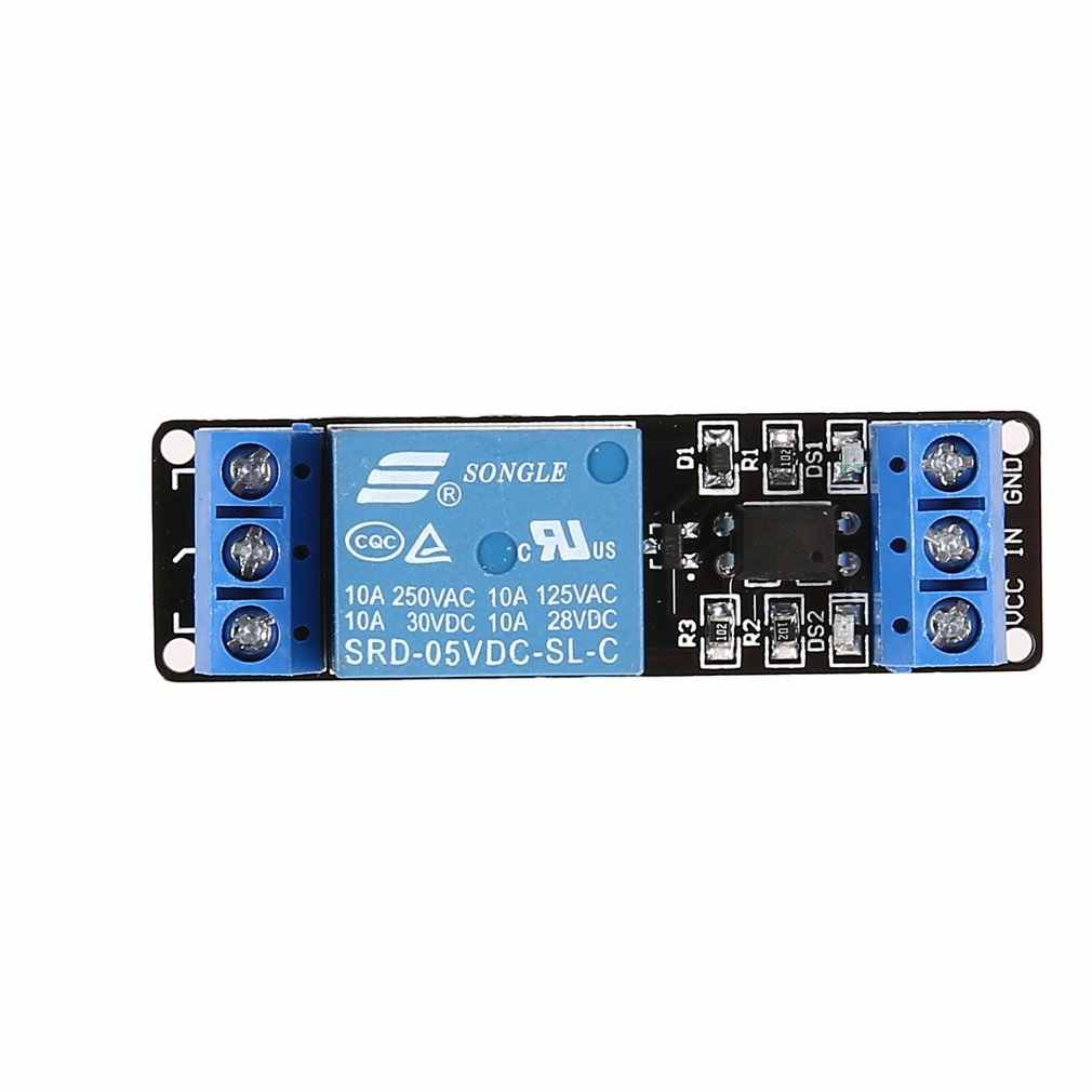 5v 1 チャンネル · リレー · モジュールインタフェースボード低レベルトリガフォトカプラarduinoのscm plcスマートホームのリモートコントロールスイッチ