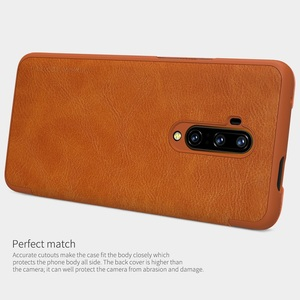 Image 5 - OnePlus 8 case OnePlus 7T Pro case NILLKIN Vintage Qin Flip Cover wallet PU leather PC back cover for OnePlus 7T OnePlus 7 Pro