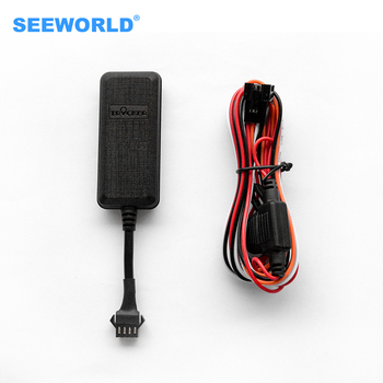 cars motorcycles small gt06 GPS tracking device vehicle tracker GPS tracking system device image