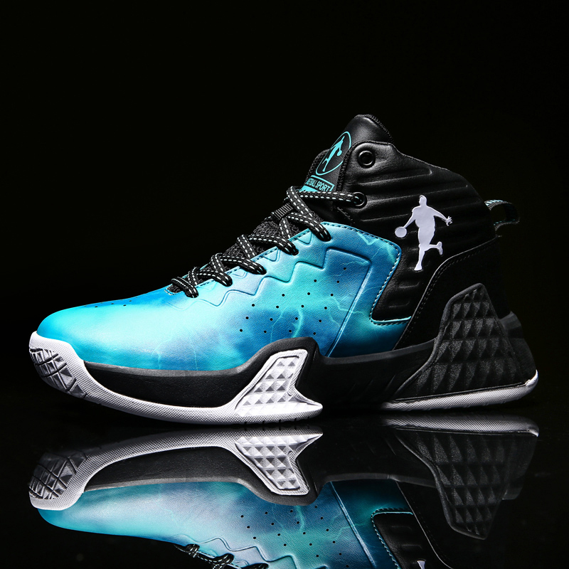 Superstar Basketball Shoes Men Retro High Top Sneakers For Men Outdoor Sports Training Shoes Damping Trainers Athletic Shoes New