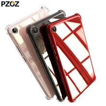 PZOZ для Xiaomi mi Pad 4 силиконовый чехол ТПУ mi pad 4 Plus чехол задняя крышка противоударный защитный планшет Xio mi Pad4 8 10 дюймов