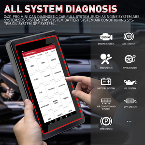 Image 3 - LAUNCH X431 PRO MINI Diagnostic Scanner Automotive Full System Scan tool Bluetooth Wifi OBD OBD2 Code Reader For Cars PK X431 V
