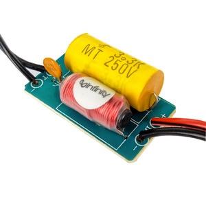 Image 4 - Tenghong 2 قطعة 1 طريقة النقي الصوت التريبل المتحدثون كروس 40W 4/6Ohm سيارة تعديل مكبر كروس تصفية تردد مقسم DIY