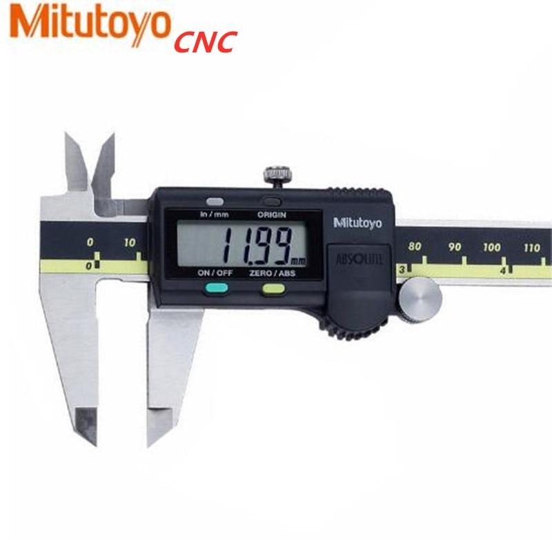 Mitutoyo CNC Caliper Absolute 500-196-30 Digital Calipers Stainless Steel Inch/Metric 8