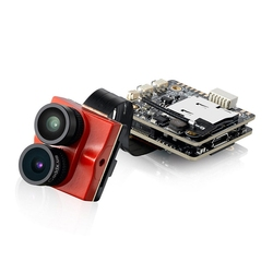 Caddx Tarsier 4K 30Fps 1200TVL Dual Lens WDR WiFi Mini FPV Camera HD Recording DVR Audio OSD for FPV Racing Drone