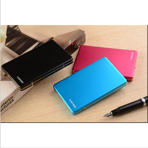 Portable External Hard Drives 2TB For Desktop And Laptop Hard Disk Free Shipping
