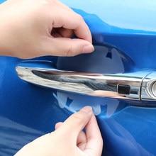 Etiqueta de proteção do punho do carro para lexus is250 rx300 nx ct200h gs300 rx350 gx470 rx330 is220 carro-acessórios